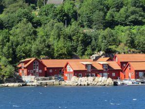 Ferienhaus Ramsland Brygge 4 B