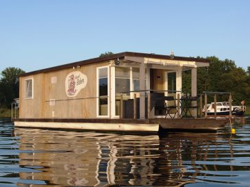 Hausboot Havelbiber