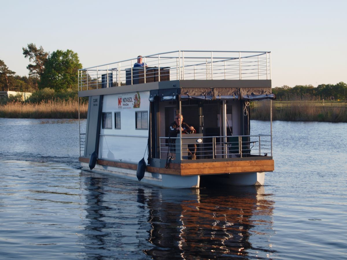 Hausboot Havelrevier, Havelsee, Familie Traumurlaub Hausboot