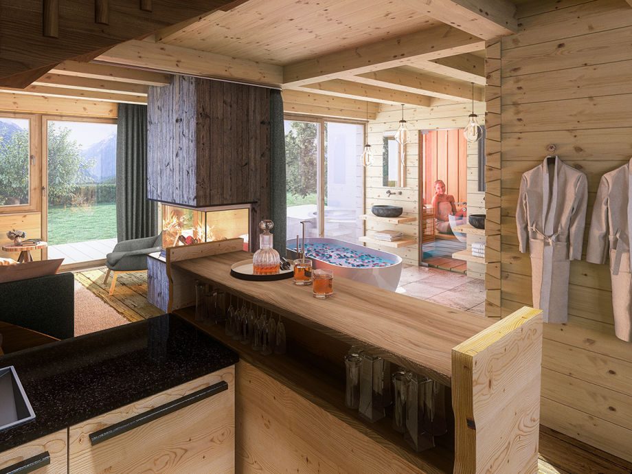 ferienwohnung s dtirol chalet valsegg gitschberg jochtal firma s dtirol chalet s valsegg. Black Bedroom Furniture Sets. Home Design Ideas