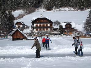Ferienwohnung Hecht im Haus Obergasserhof