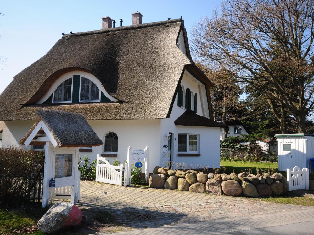 Ferienhaus am Strand, Zingst, Frau Katrin Hahn