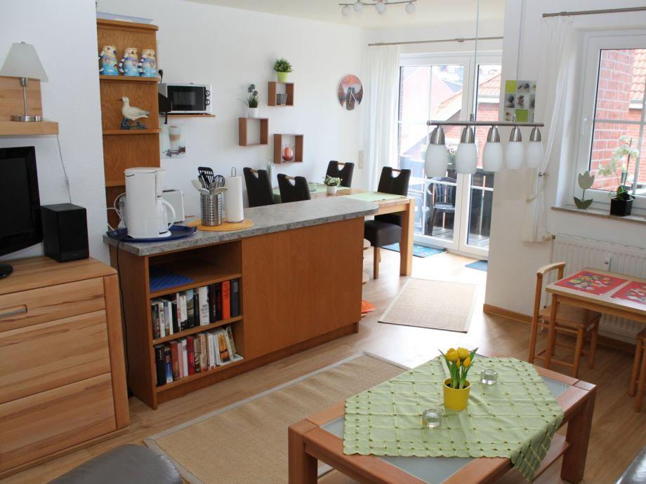 Ferienwohnung 7006 domicil schleswig holstein dahme for Stubentisch wohnzimmer