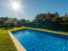 Ferienhaus TAA-1 mit Garten und Pool in Llafranc