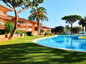 Ferienwohnung N-3 in fabelhafter Anlage mit mehreren Pools