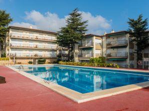 Apartment AJ-21 in toller Anlage mit Pool und Tennisplatz