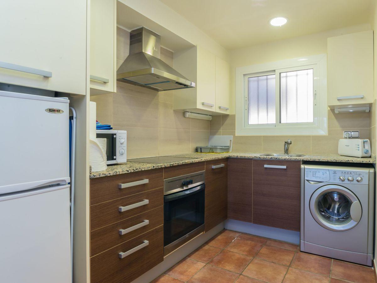 Waschmaschine In Der Küche Verstecken