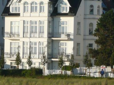 Ferienwohnung Villa Fortuna am Meer, 1. Stock