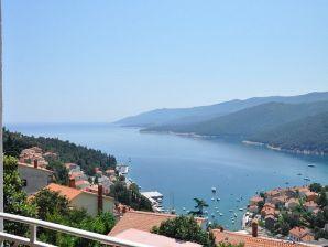 Charmante Ferienwohnung mit schönem Meerblick