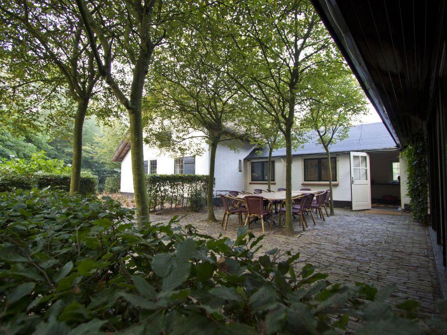 Außenaufnahme Villa Veluwemeer