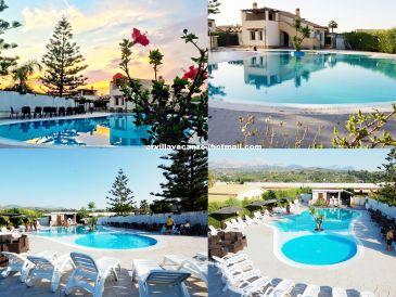 Villa Wohlfühloase mit Meer und Pool