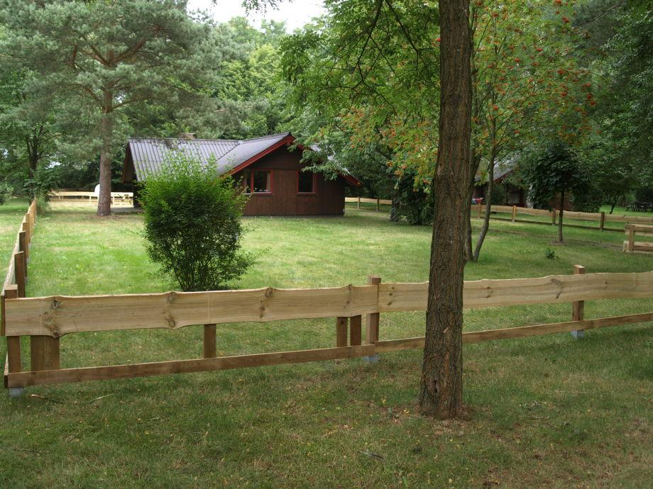 Ferienhaus-Pannier with the big garden in Gartow