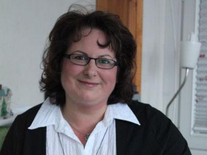 Your host Sandra Pannier