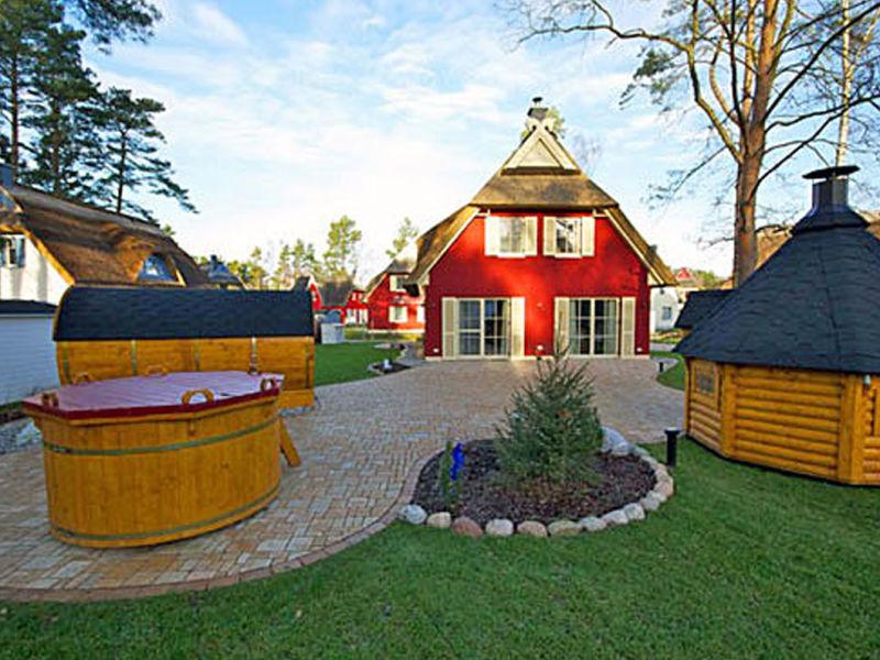 4 Jahreszeiten - exklusives Ferienhaus
