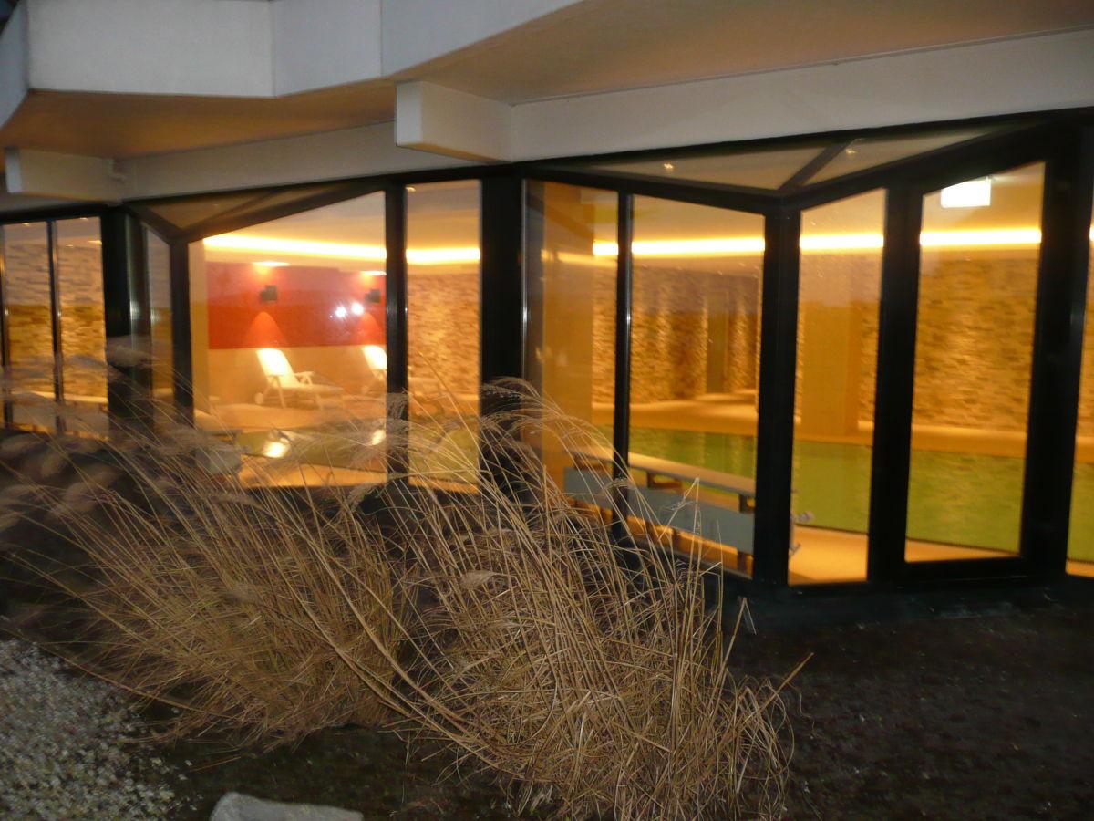 Apartment eurohof wohnung 28 norderney frau kirsten bothmann for Schwimmbad aussen