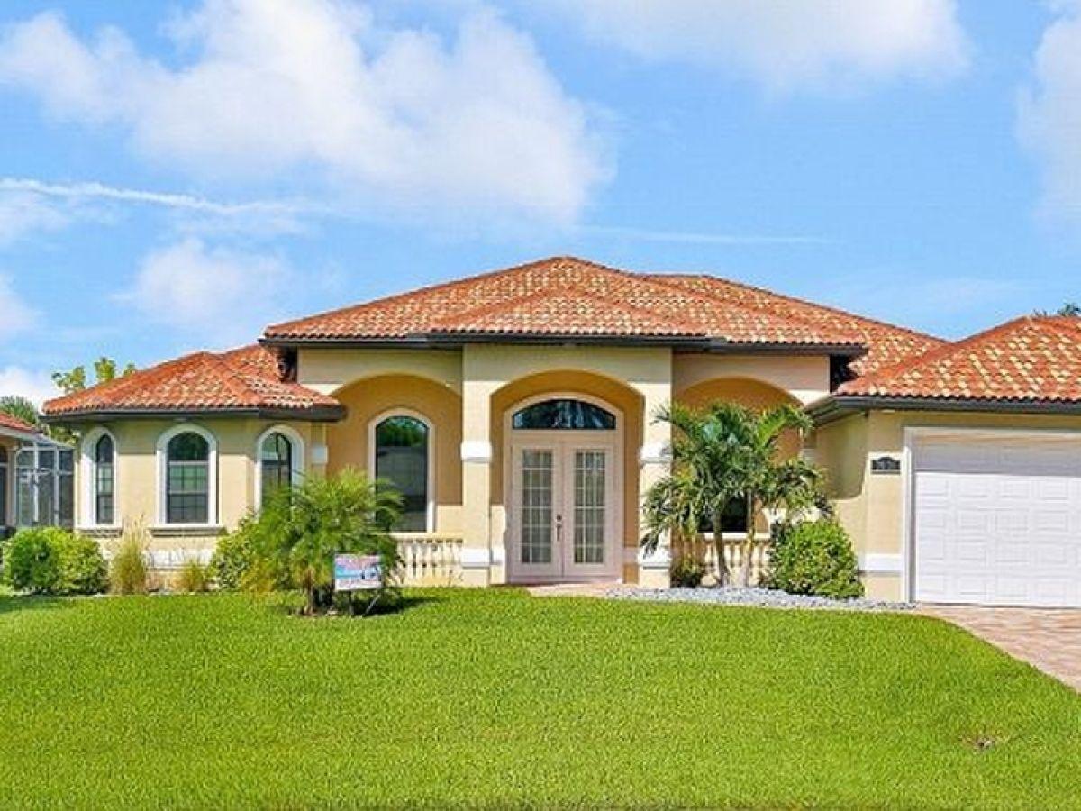 Villa Coco de Mer, Cape Coral, Firma Exclusive Florida Rental Agency ...