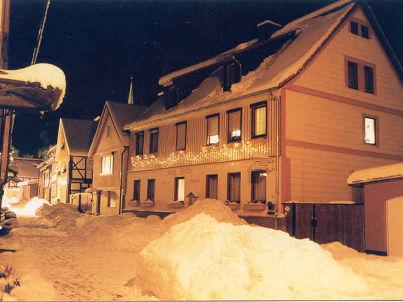 Burgberg im Gästehaus Tröbs