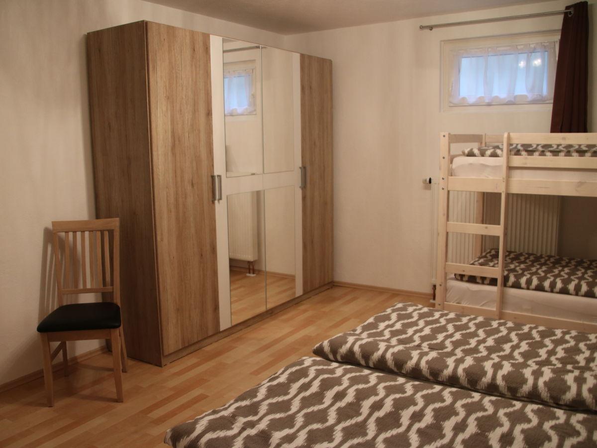 Ferienwohnung fagerer souterrain berchtesgadener land - Schlafzimmer stefan ...