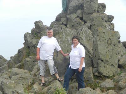 Ihr Gastgeber Otto Karl und Heidrun Hüfner