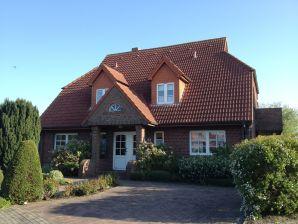 Ferienwohnung West im Haus Nordwind in Horumersiel