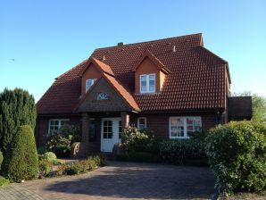 Ferienwohnung Ost im Haus Nordwind in Horumersiel