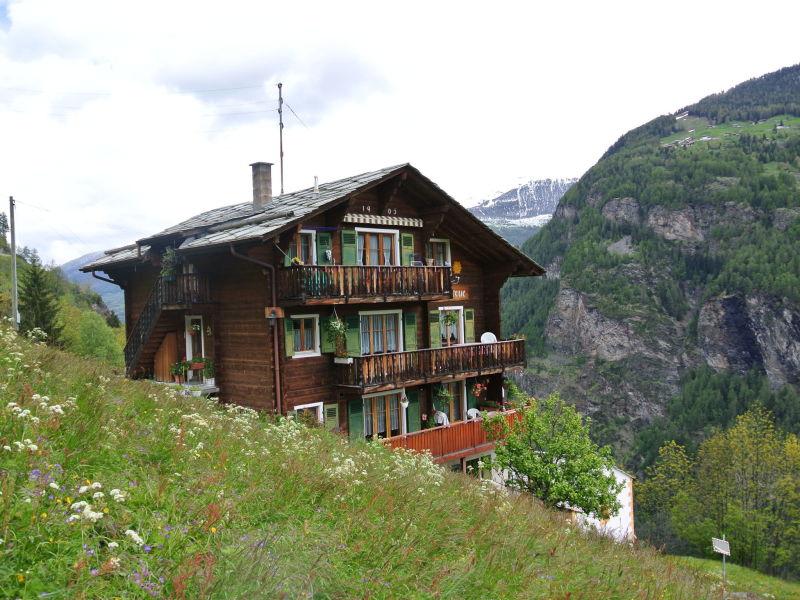 Ferienwohnung Bergtreue