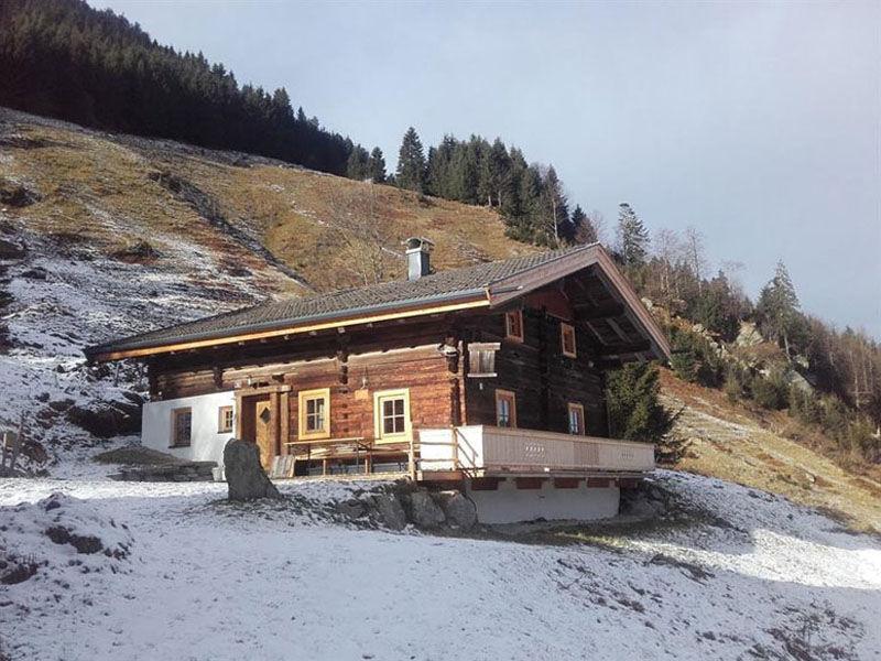 Ferienhaus Hütte Kelchsau im Brixental in Traumlage