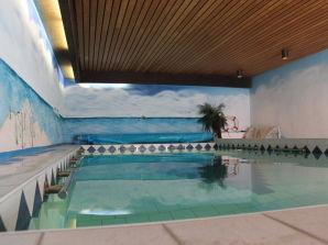 Ferienwohnung Haus Abbi mit Schwimmbad