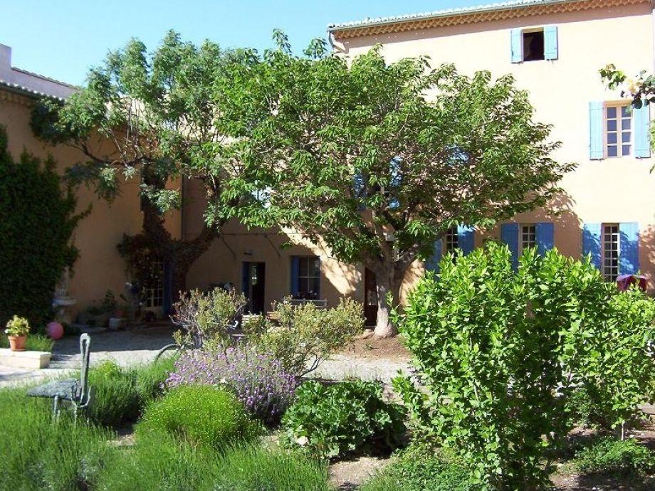 Grand Gîte mit großer privat Terrasse