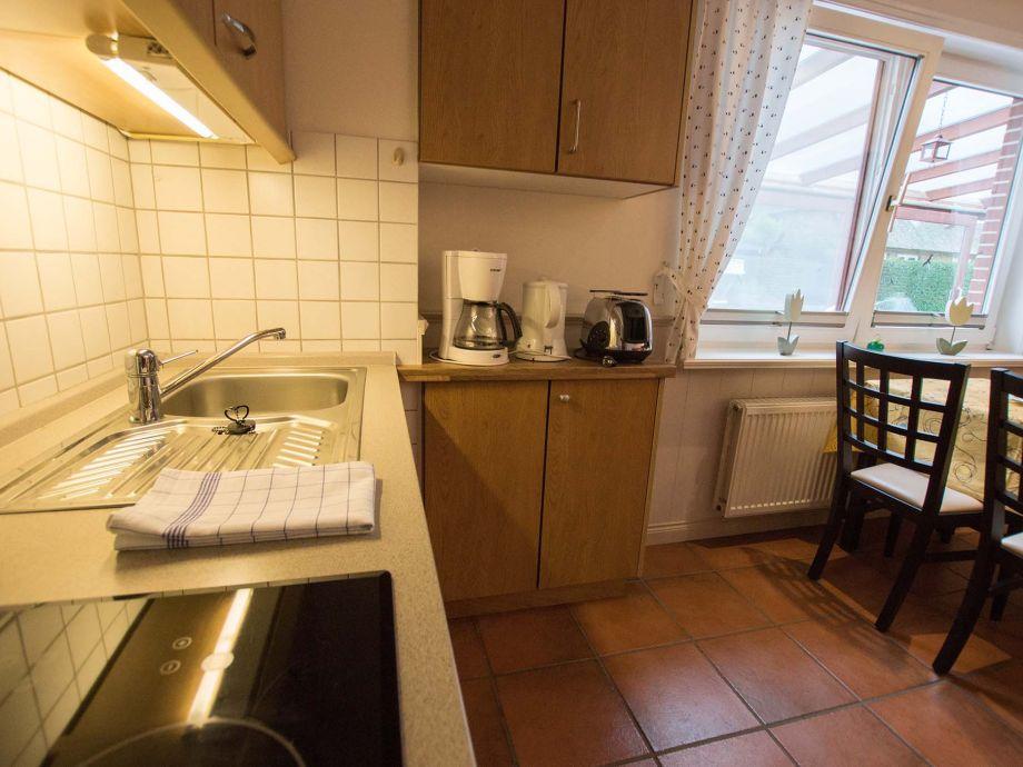 Küchenzeile Plus Insel ~ ferienwohnung ische, insel föhr frau marlies roerden
