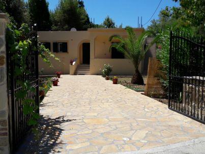"""Villa Efi "" auf Korfu"