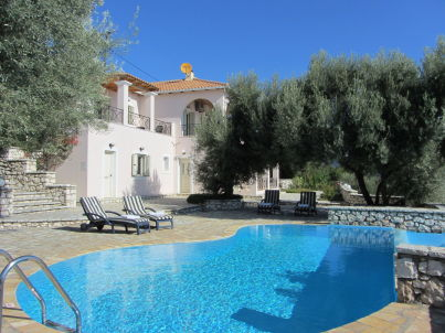 Villa Sophia 6 pers