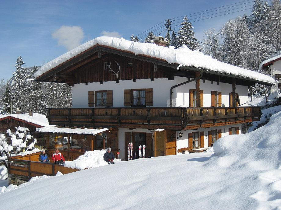 Ferienhaus Hirschbichler