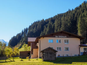 Holiday apartment Haus am Wildbach