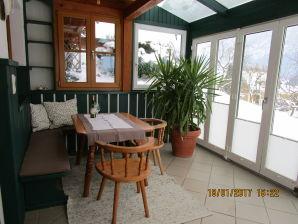 Terrassen - Ferienwohnung