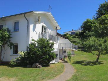 Ferienwohnung 2-Raum-Appartement im OG im FeHa am Schmachter See