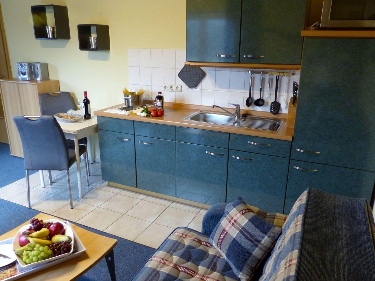 Ferienwohnung 2 Raum Appartement im OG im FeHa am