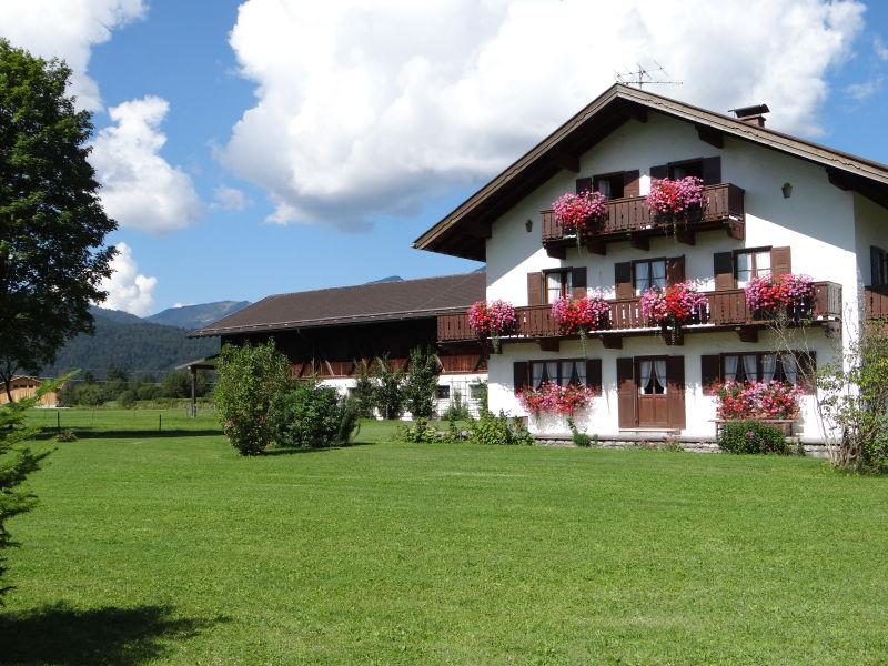 Ferienwohnung Hanslbauer Krün