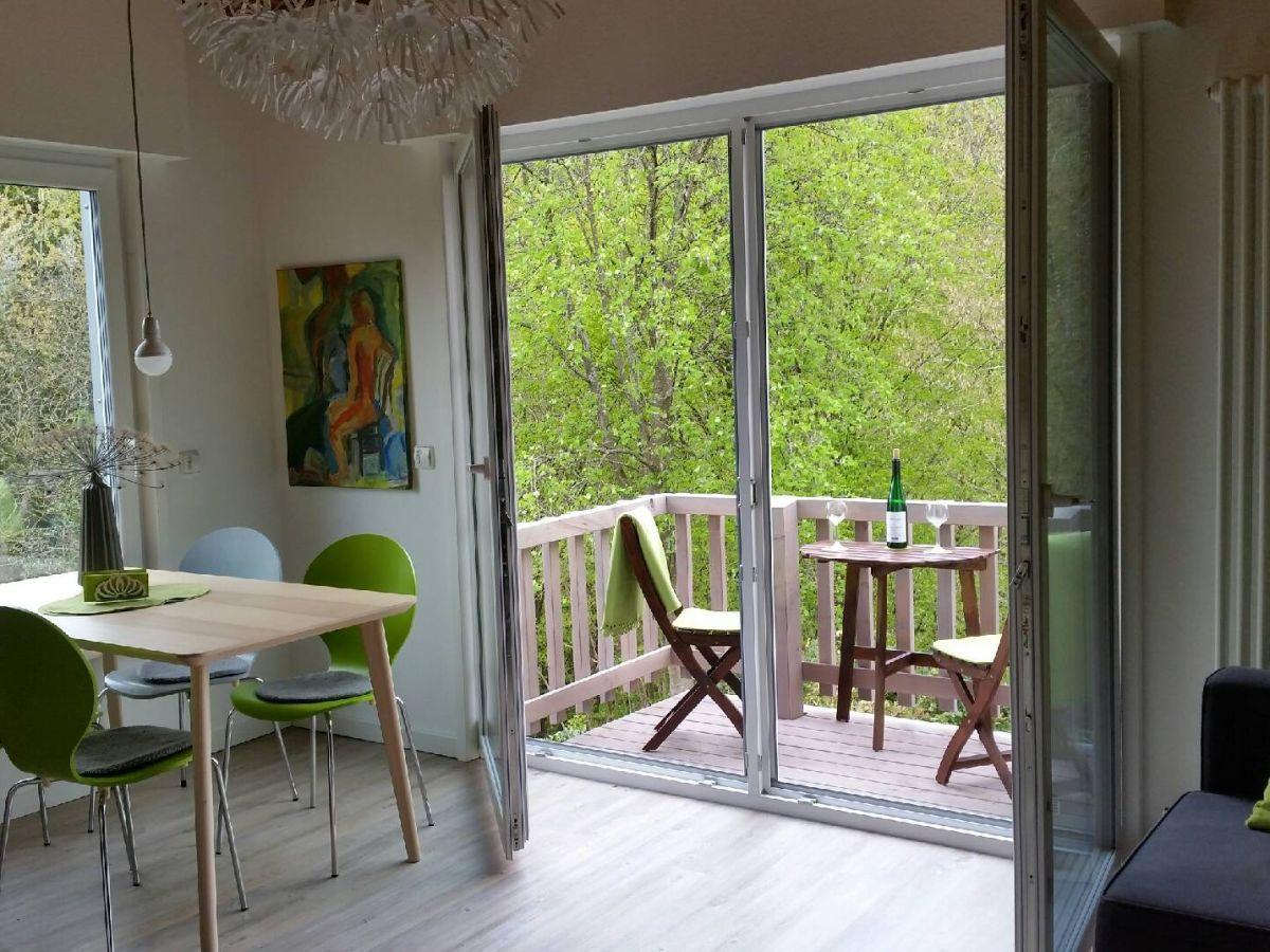 Ferienwohnung veranda im eifelrefugium s deifel frau ursula hassmann - Balkon veranda ...