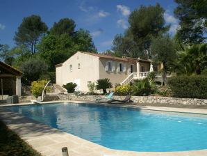 Villa Roquefort-les-Pins, Haus-Nr: FR-06330-04
