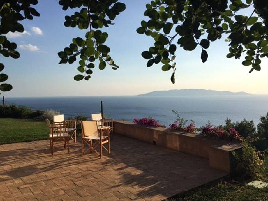 Außenaufnahme La Casa sul Mare