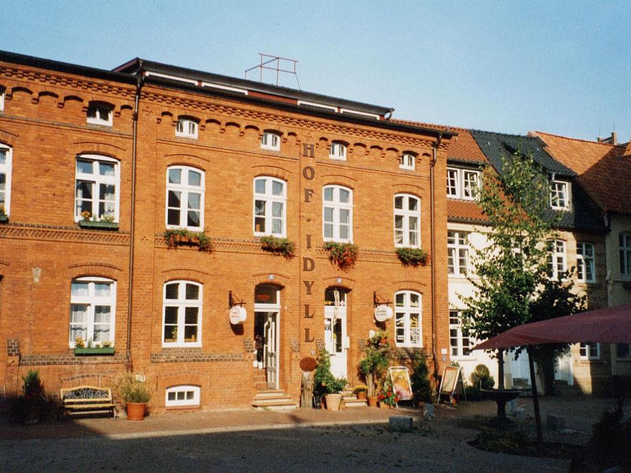 Hof-Idyll Apartments - Ansicht