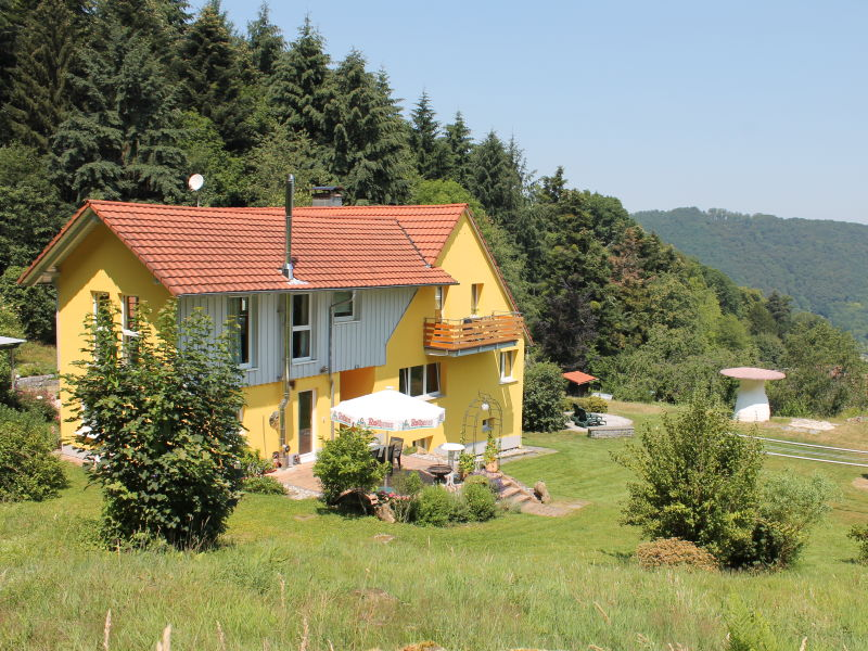 Ferienwohnung Haus Bergmannsrast