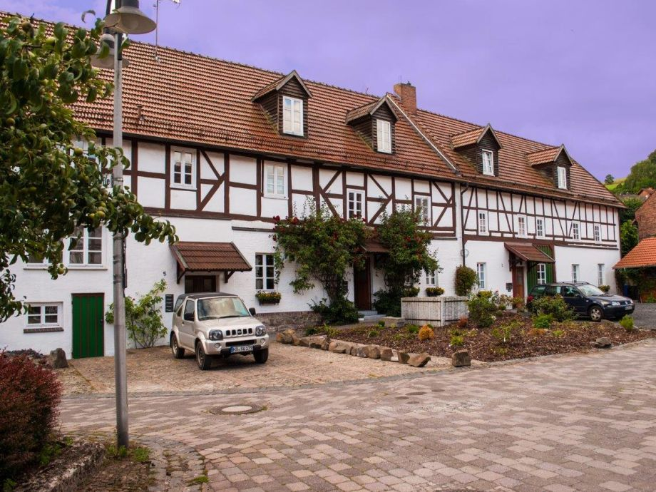 "Apartmenthaus ""Am Gersthof"""