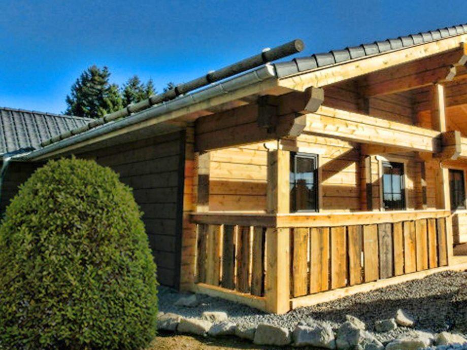 Außenaufnahme 5-Sterne Chalet Bocksberg Ferienhaus