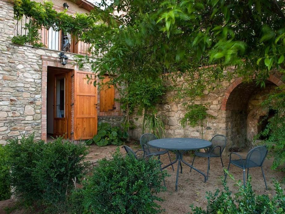 Außenaufnahme Borgo Maisale 2