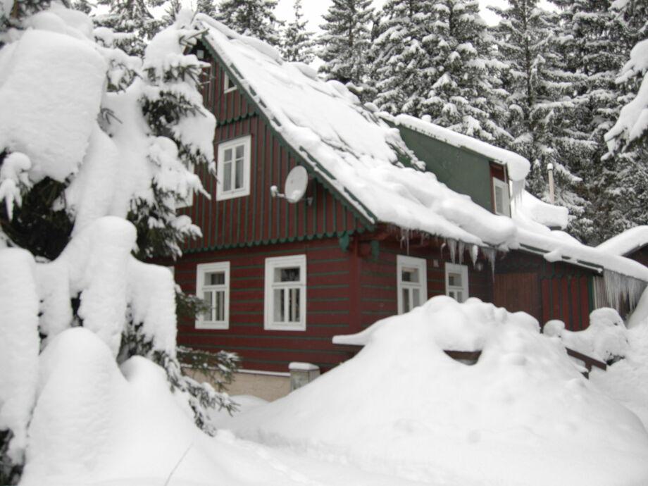 Außenaufnahme Harrachsdorf, Haus-Nr: CZ-51246-14