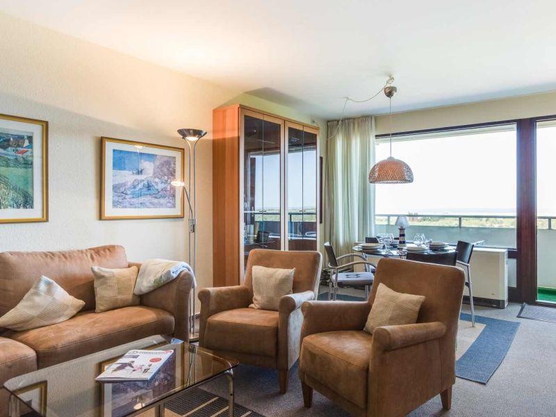 Ferienwohnung 187 im Haus Atlantic (ID 093)