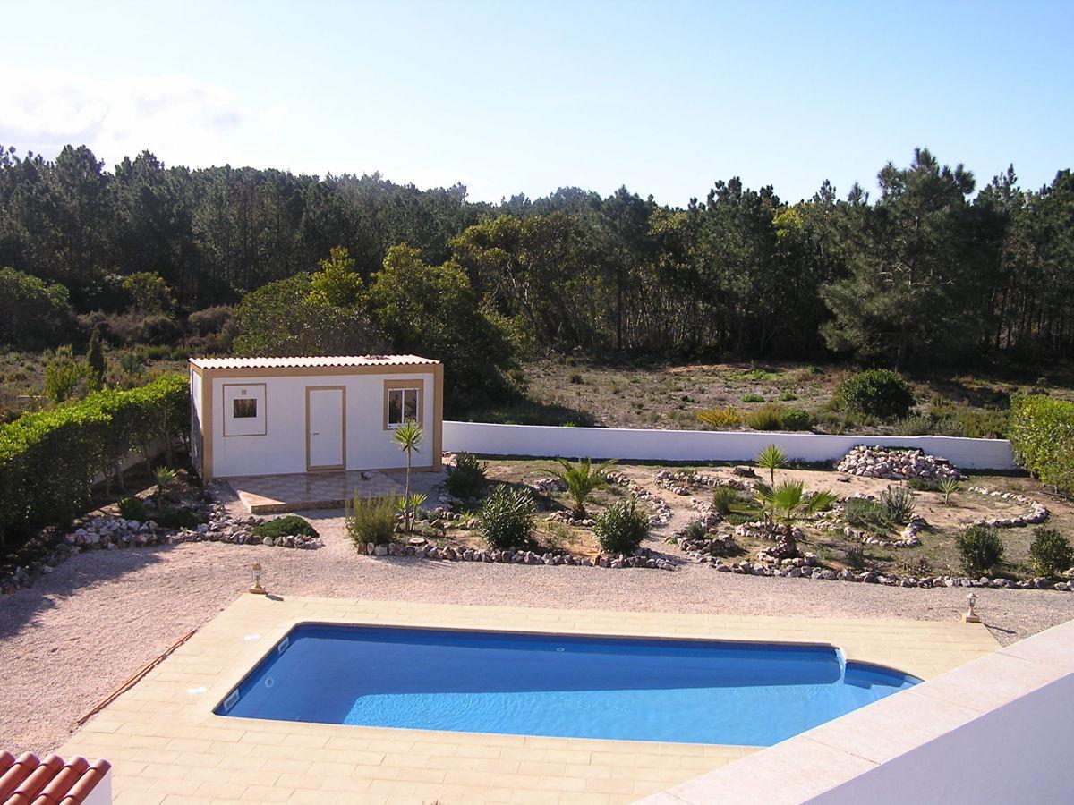 Saunahaus Im Garten : ferienhaus casa lizzy portugal algarve frau sigrid blechinger ~ Sanjose-hotels-ca.com Haus und Dekorationen