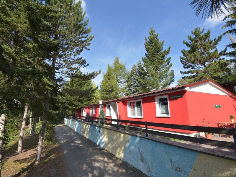 Ferienhaus Luchs im Reinsberger Dorf